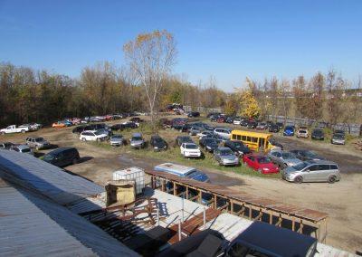 Cour à scrap dans Joliette - Pièces Auto H. Lambert à Berthierville