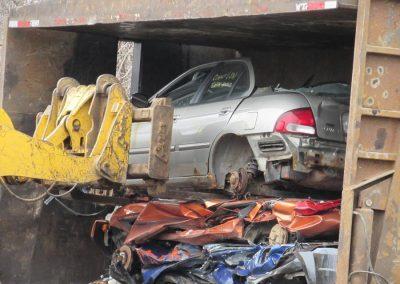Récupération pièces auto accidentées dans Lanaudière - Pièces Auto H. Lambert à Berthierville
