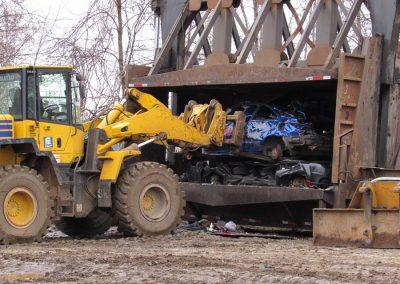 Récupération pièces usagées à Joliette - Pièces Auto H. Lambert à Berthierville