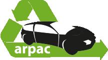 Logo de l'ARPAC - Pièces d'Auto H. Lambert (pièces auto Lanaudière)